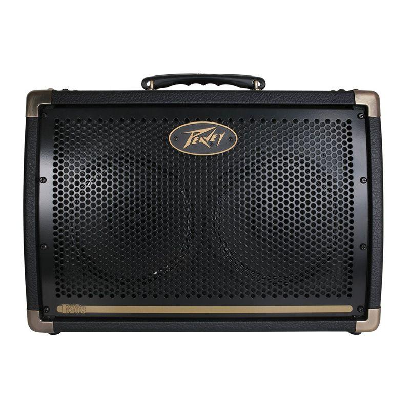 Amplificador Violão Peavey Ecoustic E208  - Luggi Instrumentos Musicais