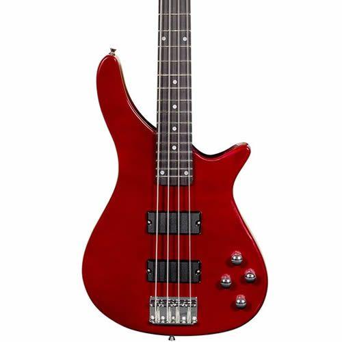 Baixo 4 Cordas Michael Bm514N Vermelho  - Luggi Instrumentos Musicais