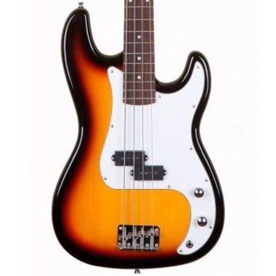 Baixo 4 Cordas Phx Precision Junior Ipb-3Ts Sunburst  - Luggi Instrumentos Musicais
