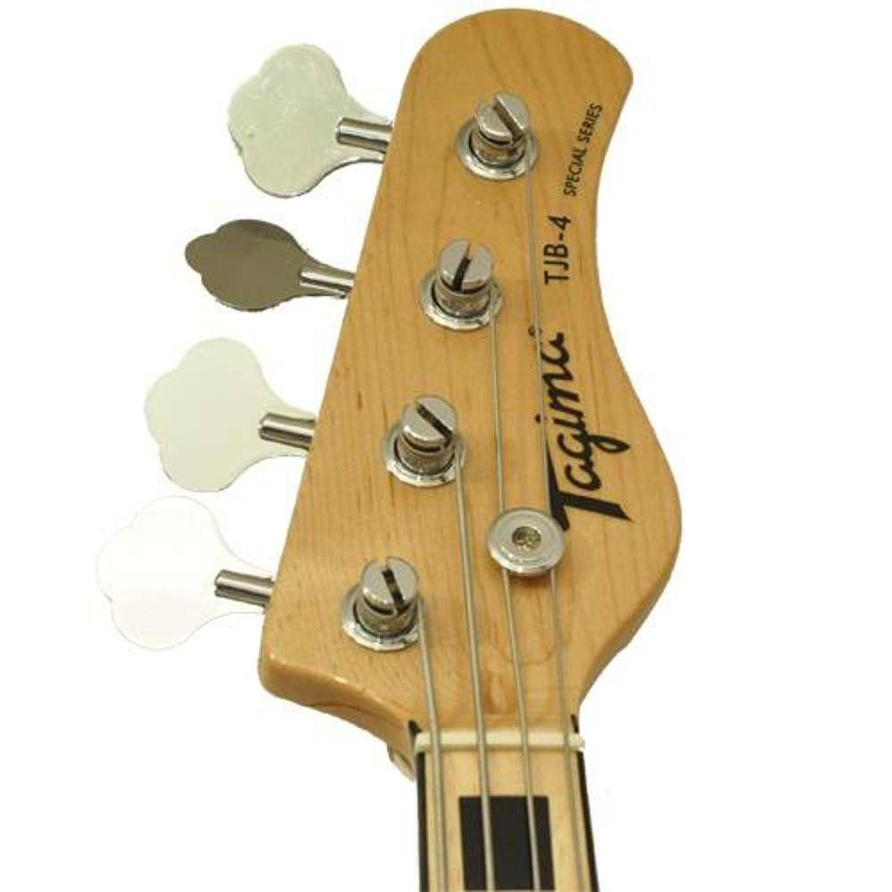 Baixo 4 Cordas Tagima Tjb4 Special Series Natural  - Luggi Instrumentos Musicais