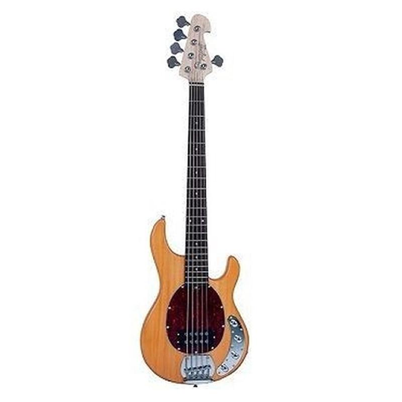 Baixo 5 Cordas Tagima Tbm5 Natural  - Luggi Instrumentos Musicais