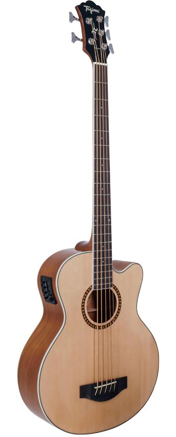 Baixolao 5 Cordas Tagima Ab500 Mahogany  - Luggi Instrumentos Musicais