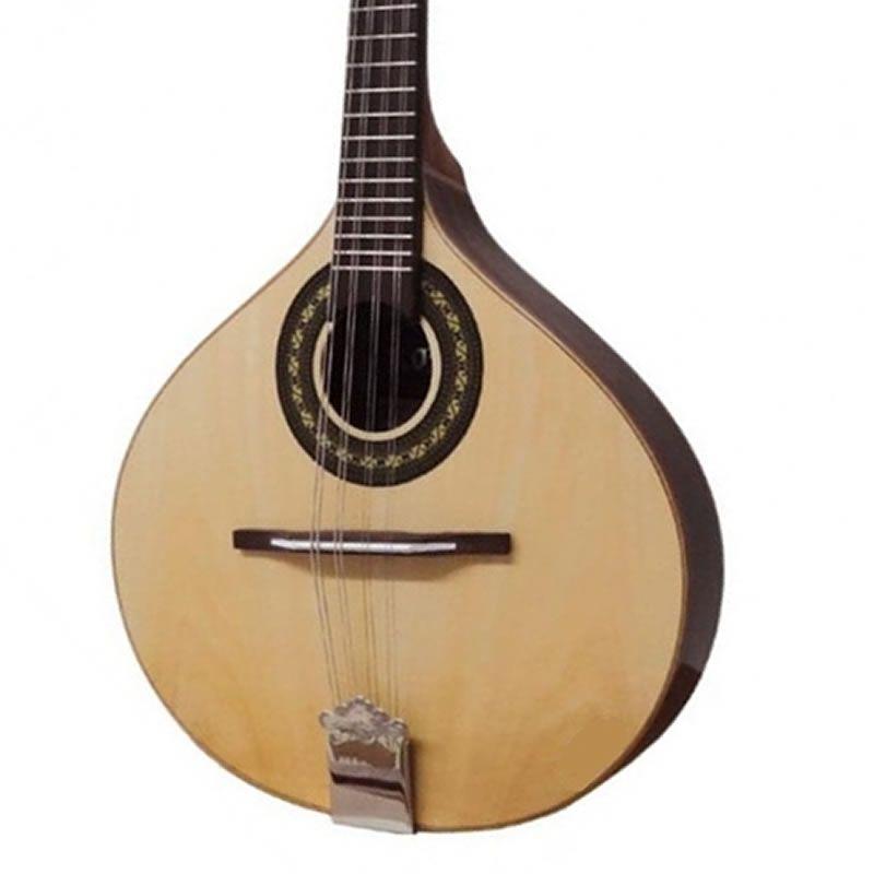 Bandolim Rozini Rb21Eln Studio Elétrico Natural  - Luggi Instrumentos Musicais