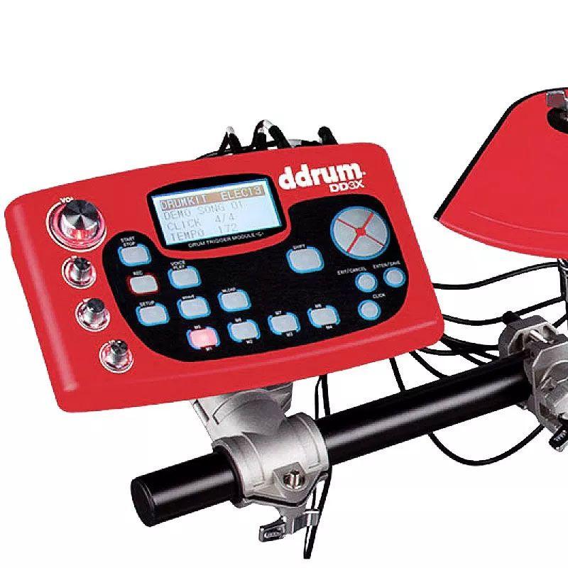 Bateria Eletronica Ddrum Dd3X  - Luggi Instrumentos Musicais