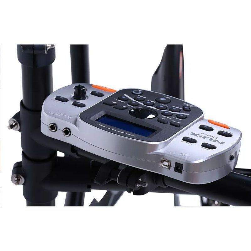 Bateria Eletronica Nux Dm-4  - Luggi Instrumentos Musicais