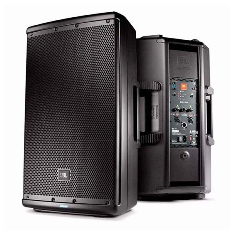 """Caixa Jbl Ativa 12"""" EON612 Bt  - Luggi Instrumentos Musicais"""