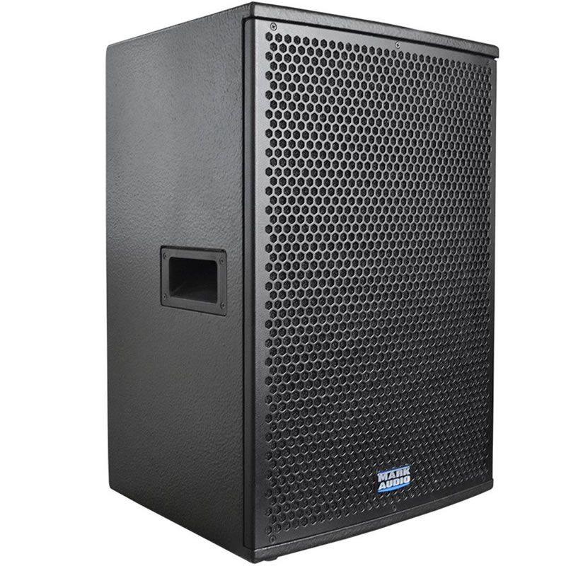 Caixa Mark Áudio Ca600 Ativa Usb/Sd  - Luggi Instrumentos Musicais