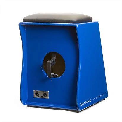 Cajon Fsa Comfort Fca4504 Azul  - Luggi Instrumentos Musicais