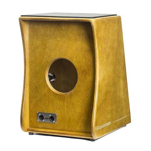 Cajon Fsa Standard Fs2504  - Luggi Instrumentos Musicais