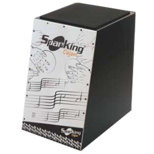 Cajon Spanking Privilege Elétrico  - Luggi Instrumentos Musicais
