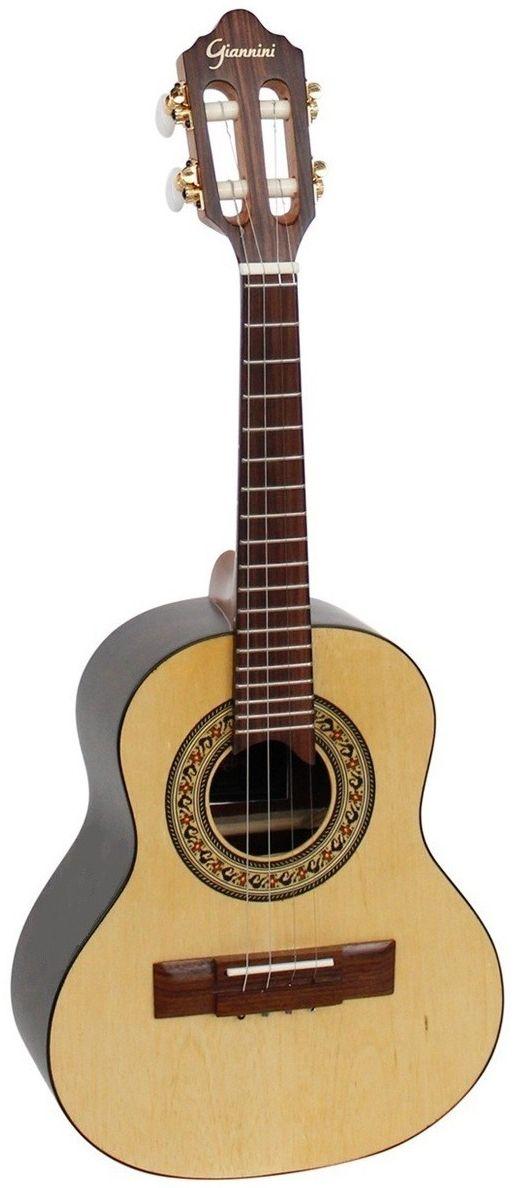 CAVACO GIANNINI CS1 IMBUIA ACÚSTICO NATURAL FOSCO  - Luggi Instrumentos Musicais