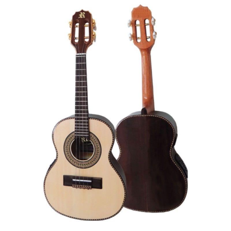 Cavaco Rozini Rc15At Presença Brasil Elétrico L.Pr  - Luggi Instrumentos Musicais