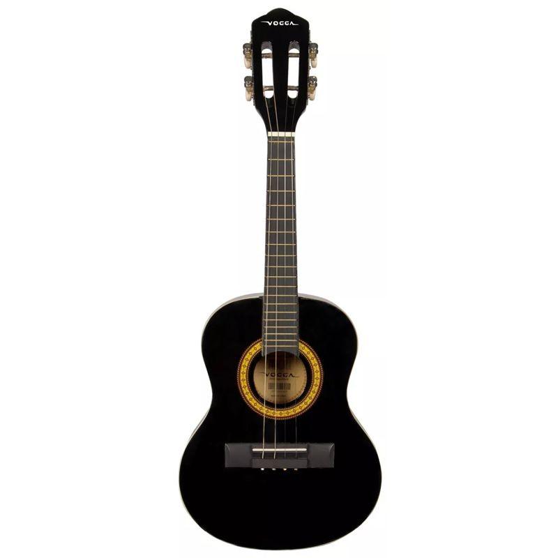 Cavaco Vogga Vcc502 Acústico Preto  - Luggi Instrumentos Musicais