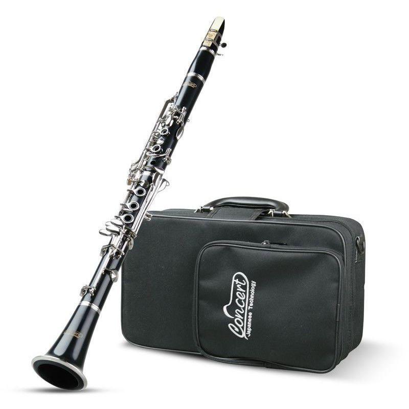Clarineta Concert Cc300 Bp  - Luggi Instrumentos Musicais