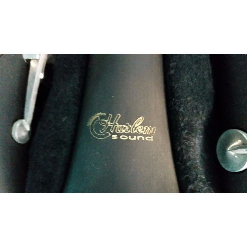 Clarineta Harlem Sound C.Ibanez Abs  - Luggi Instrumentos Musicais