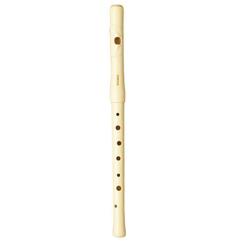 Flauta Doce Yamaha Yrf21Id Pífaro  - Luggi Instrumentos Musicais