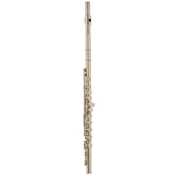 Flauta Transversal Eagle FL03N em Dó Niquelada  - Luggi Instrumentos Musicais