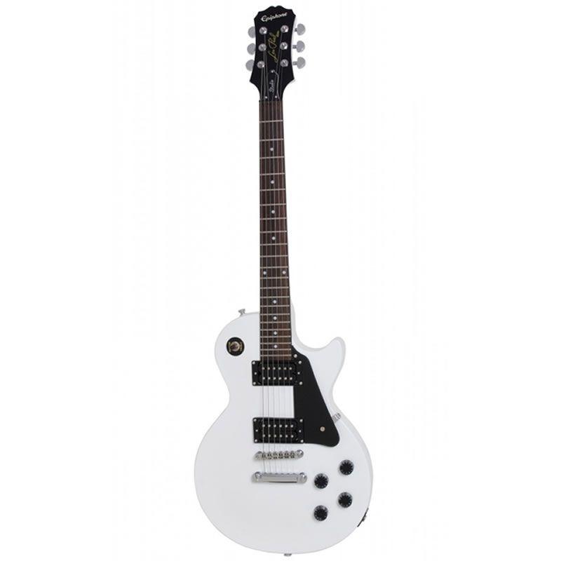 Guitarra Epiphone Les Paul Studio Ltd Ed Alpine Branca  - Luggi Instrumentos Musicais