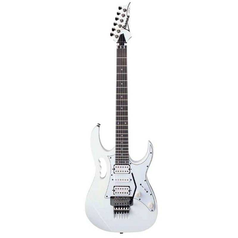 Guitarra Ibanez Jem Junior Branco  - Luggi Instrumentos Musicais