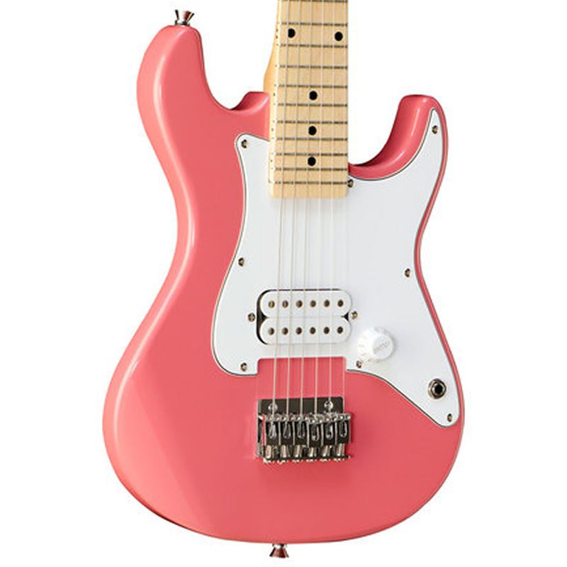 Guitarra Phx Infantil Ist-H Rosa  - Luggi Instrumentos Musicais