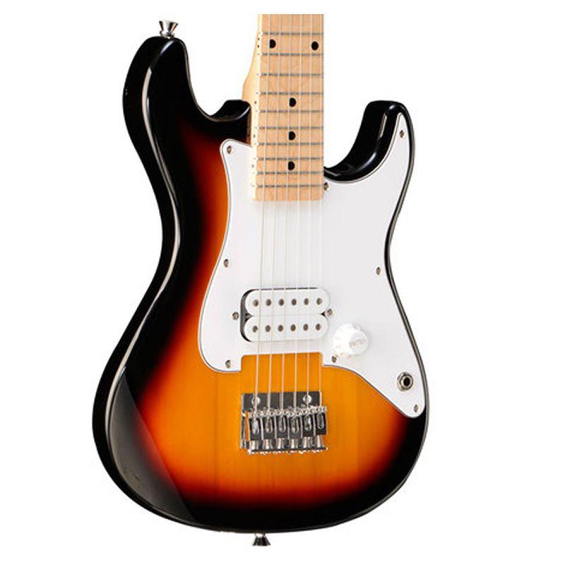 Guitarra Phx Infantil Ist-H Sunburst  - Luggi Instrumentos Musicais