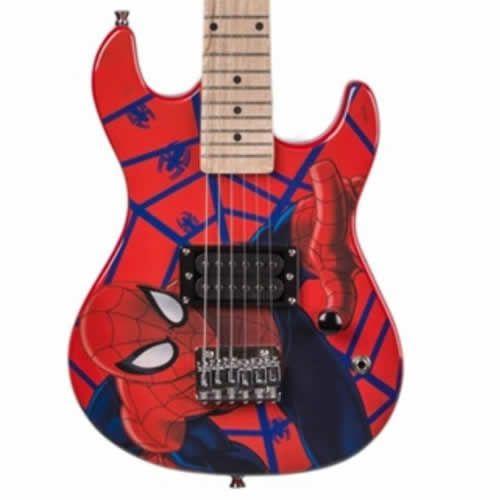 Guitarra Phx Spider Man Gmsk1  - Luggi Instrumentos Musicais