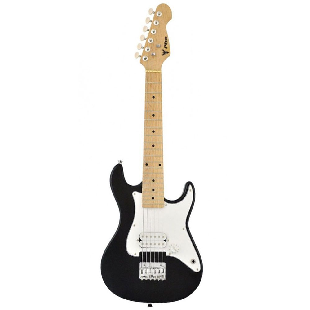 Guitarra Phx Infantil Ist-H Preto  - Luggi Instrumentos Musicais
