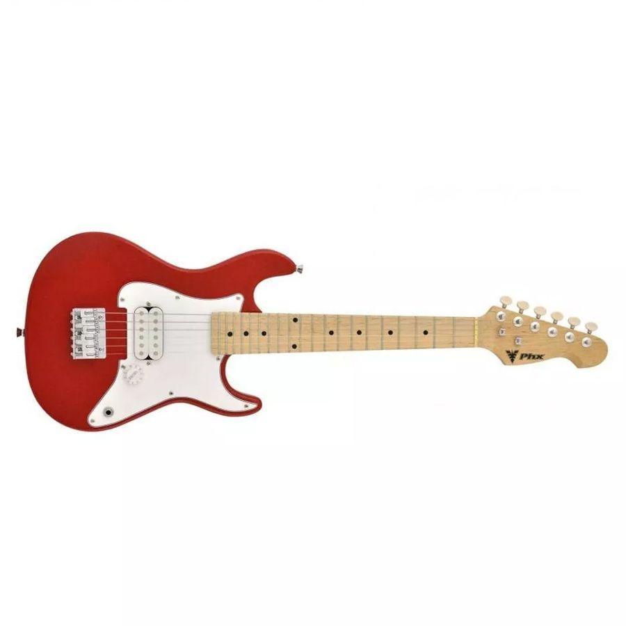 Guitarra Phx Infantil Ist-H Vermelho  - Luggi Instrumentos Musicais