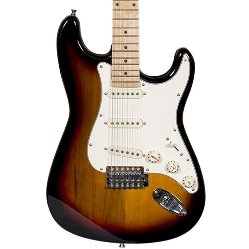 Guitarra Michael Gm227 Sunburst  - Luggi Instrumentos Musicais