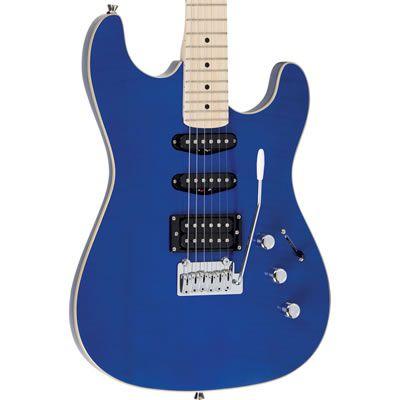 Guitarra Strinberg Sgs180 Azul  - Luggi Instrumentos Musicais