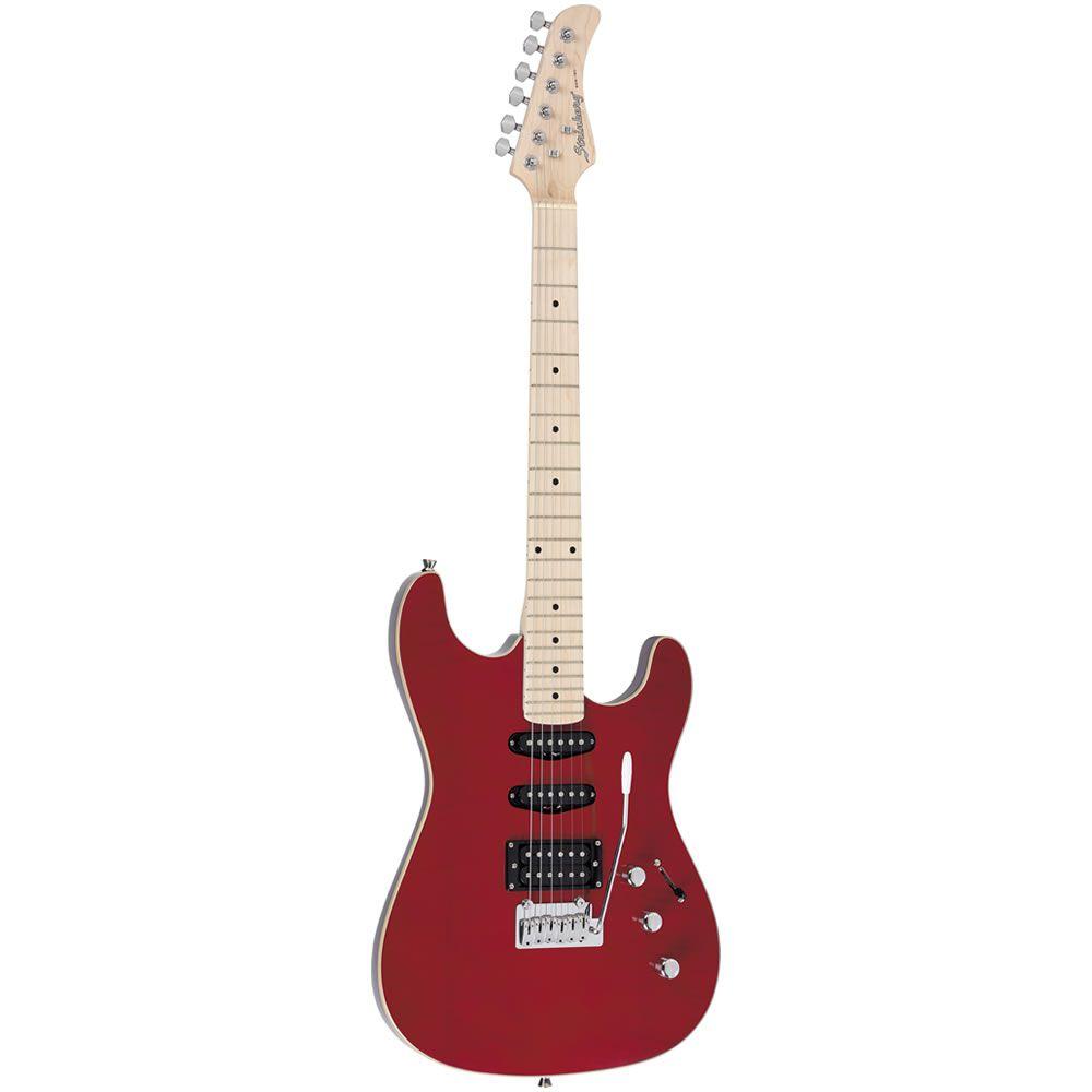 Guitarra Strinberg Sgs180 Vermelha  - Luggi Instrumentos Musicais