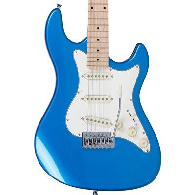 Guitarra Strinberg Sts100 Azul  - Luggi Instrumentos Musicais