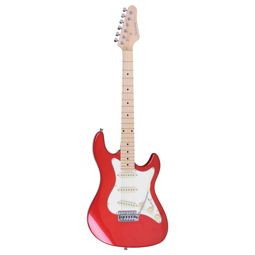 Guitarra Strinberg Sts100 Vermelha  - Luggi Instrumentos Musicais