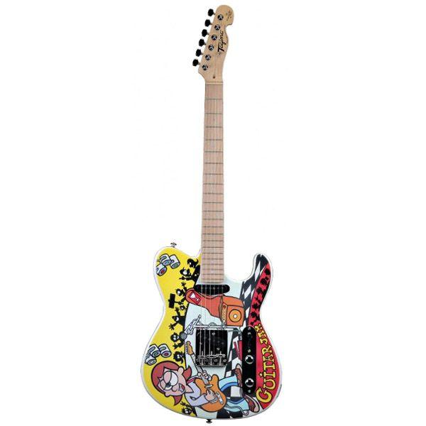 Guitarra Tagima Custom Colors Marcinho Eiras  - Luggi Instrumentos Musicais