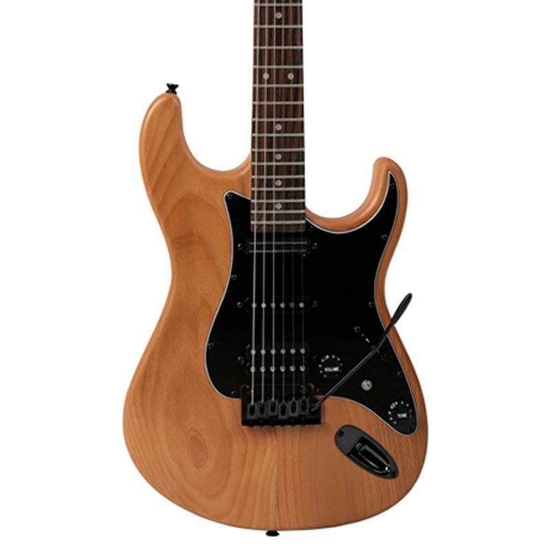 Guitarra Tagima Ja3 Juninho Afram Natural  - Luggi Instrumentos Musicais