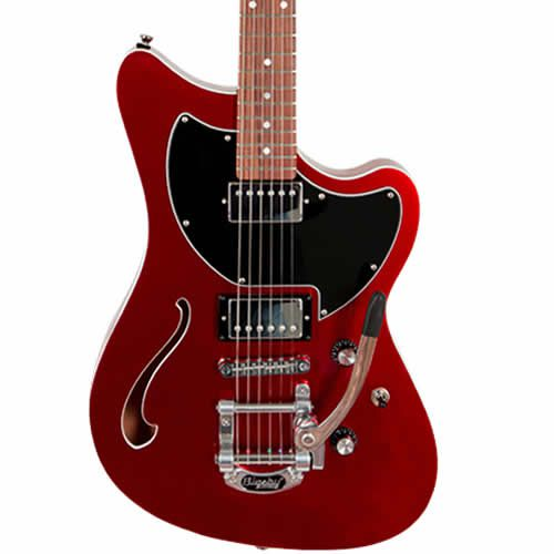 Guitarra Tagima Jet Blues Deluxe Laranja  - Luggi Instrumentos Musicais