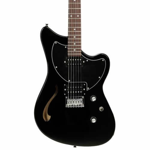 Guitarra Tagima Jet Blues Standard Preta  - Luggi Instrumentos Musicais