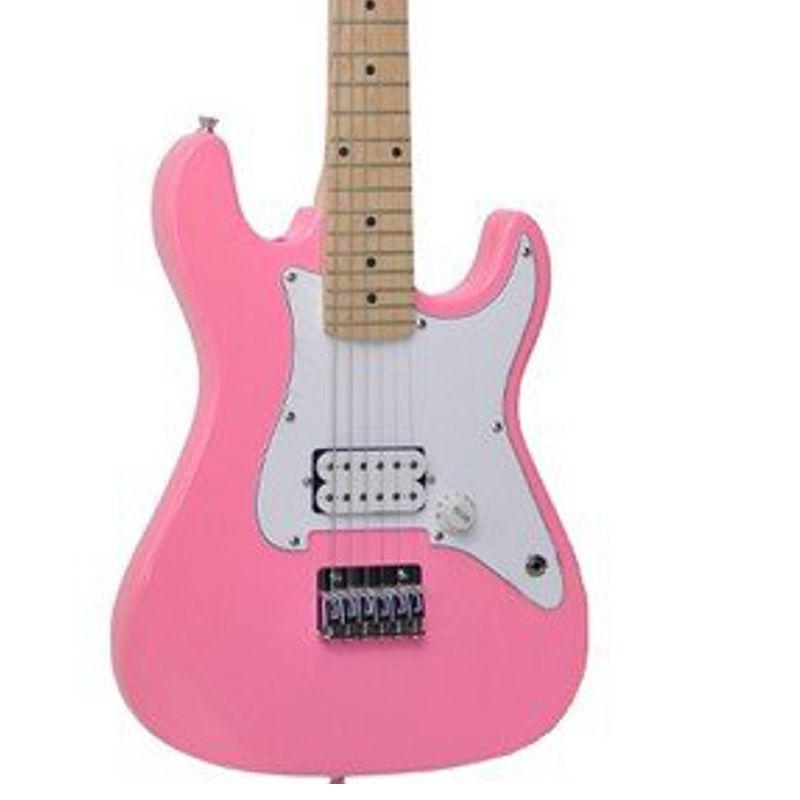 Guitarra Tagima Kids G1 Rosa  - Luggi Instrumentos Musicais
