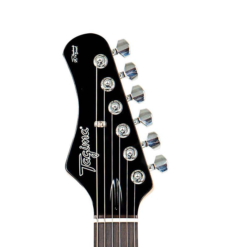 Guitarra Tagima Signature Rf-200 Roger Franco Natural C/Capa  - Luggi Instrumentos Musicais