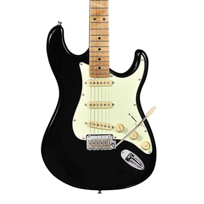Guitarra Tagima T635 Classic Stratocaster Preta  - Luggi Instrumentos Musicais