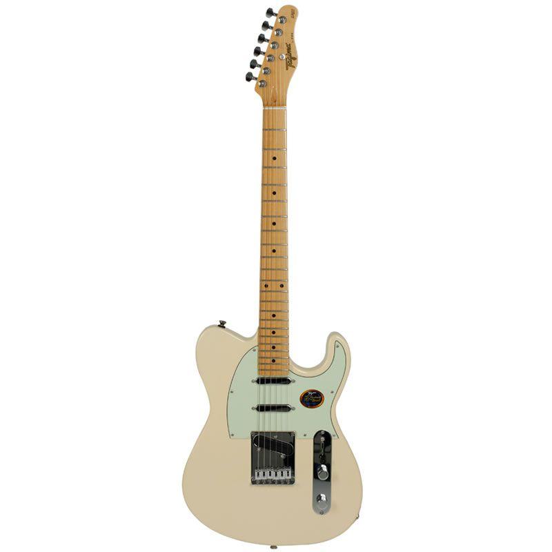 Guitarra Tagima T900 Creme Serie Brasil