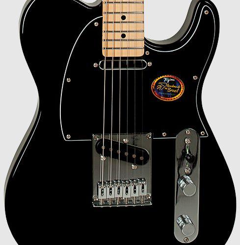 Guitarra Tagima T910 Natural Serie Brasil  - Luggi Instrumentos Musicais