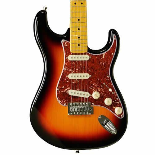 Guitarra Tagima Tg530 Woodstock Sunburst  - Luggi Instrumentos Musicais