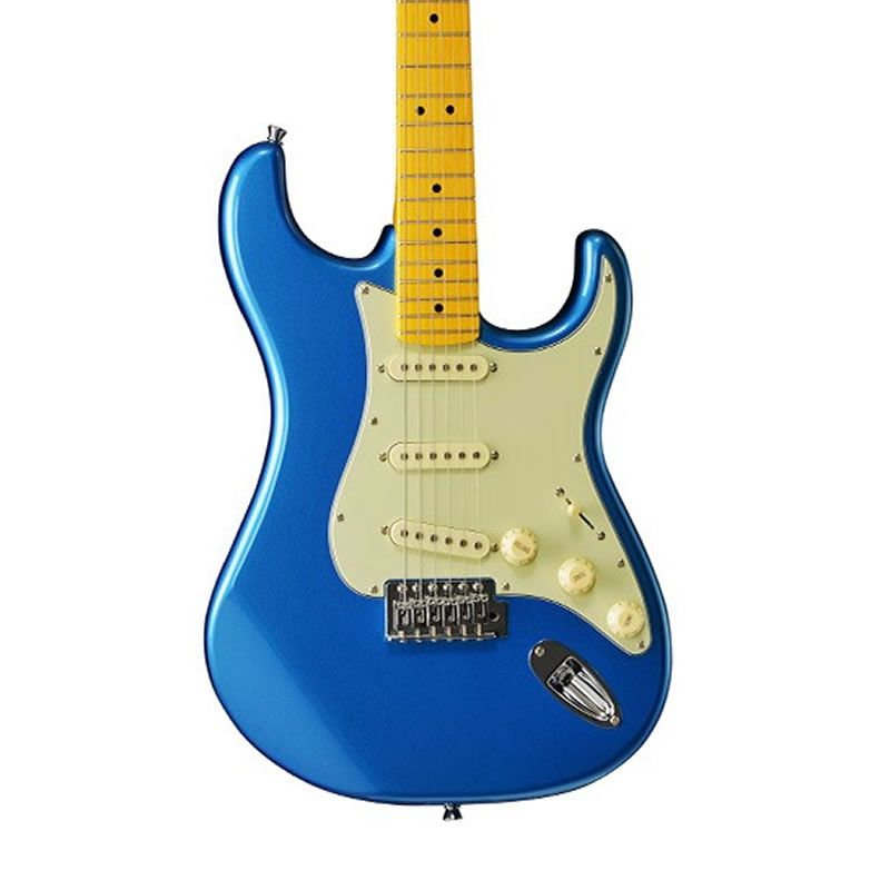 Guitarra Tagima Tg-530 Woodstock Azul Metálico Vintage  - Luggi Instrumentos Musicais