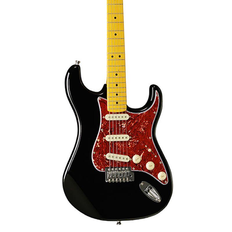 Guitarra Tagima Tg-530 Woodstock Preta  - Luggi Instrumentos Musicais