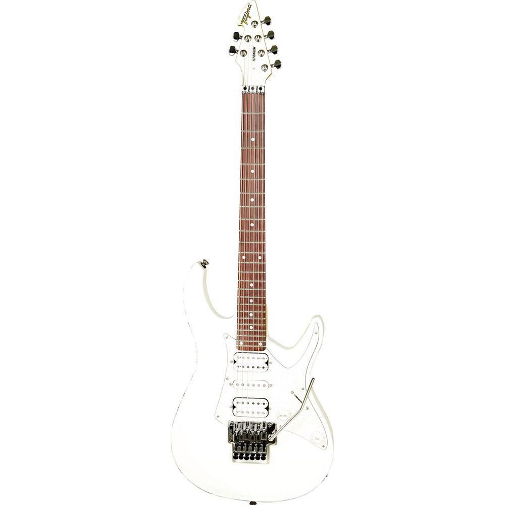 Guitarra Tagima Titanium Branca  - Luggi Instrumentos Musicais