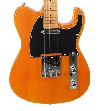 Guitarra Tagima Tw55 Wodstock Butterscotch  - Luggi Instrumentos Musicais