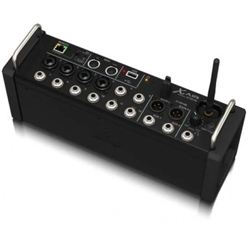 MESA 12 CANAIS BEHRINGER XR12 DIGITAL  - Luggi Instrumentos Musicais