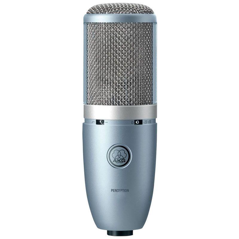 Microfone Akg Condensador Perception 420  - Luggi Instrumentos Musicais