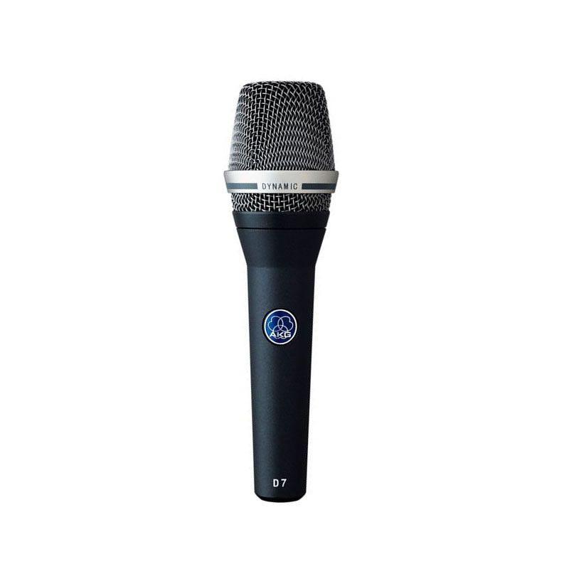Microfone Akg D7 Vocal Mão C/Fio  - Luggi Instrumentos Musicais